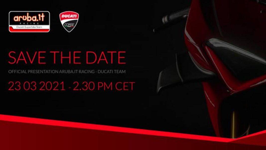 Sigue EN VIVO la presentación de Ducati para el Mundial 2021
