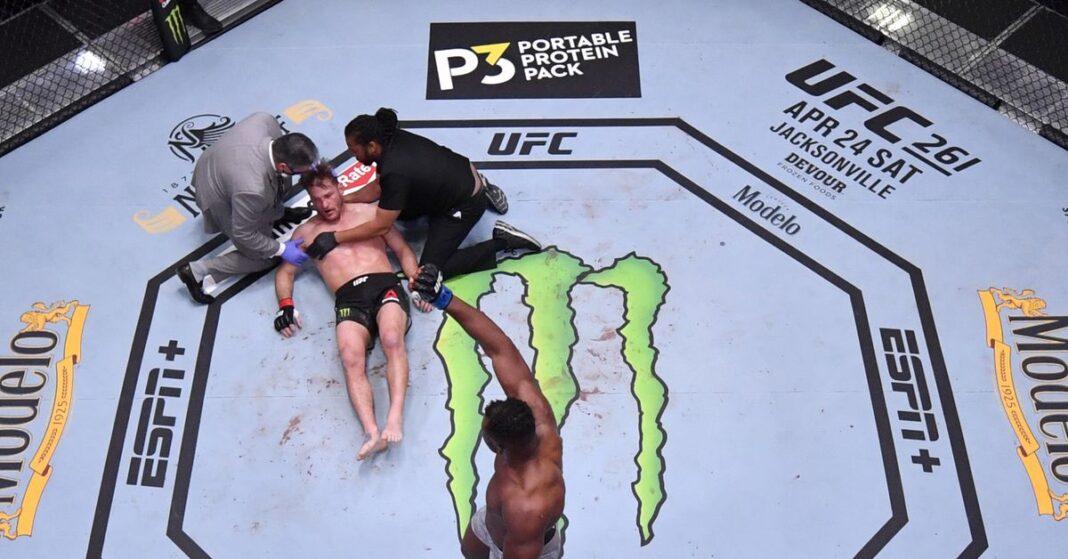 Suspensión médica de UFC 260: Stio Miocic fue eliminado en 2 meses después de perder ante Francis Ngannou en la ronda eliminatoria