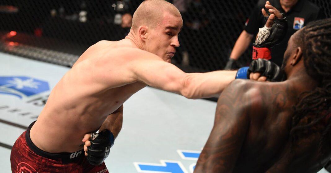 UFC agrega al peso mediano Dusko Todorovic y Maki Pitolo al 5 de junio