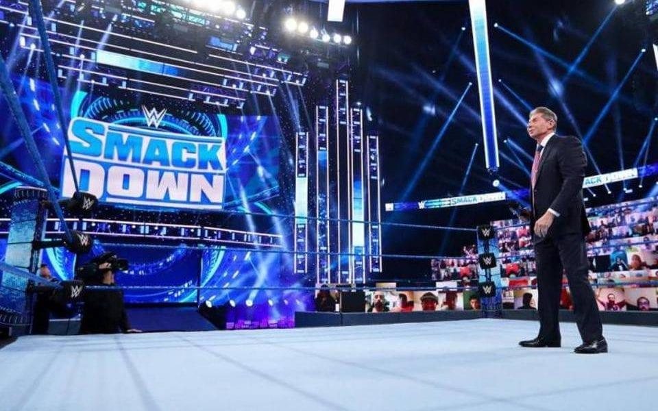Una estrella de SmackDown puede dejar WWE