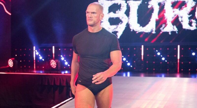 WWE confirmó que Danny Burch estaba lesionado, foto de rayos X