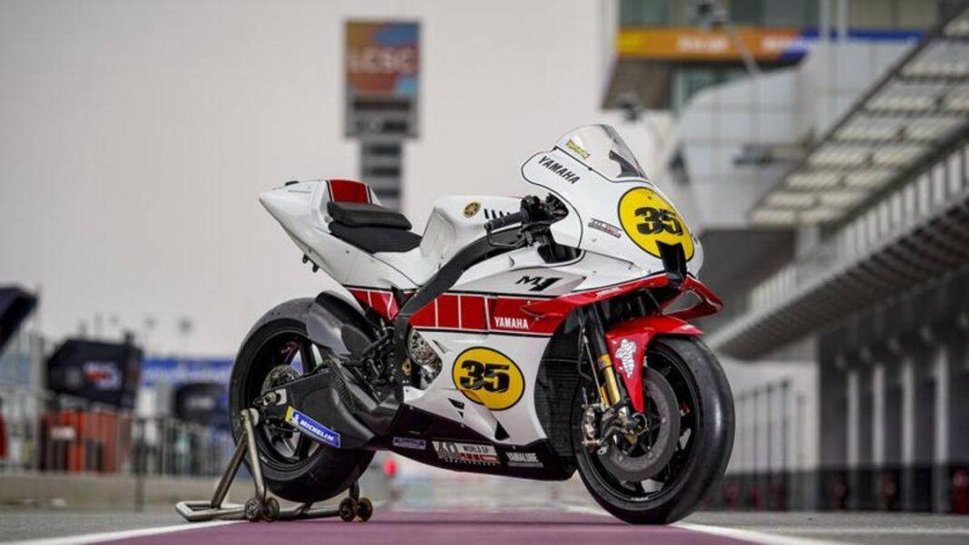 Yamaha celebra 60 años desde su primer GP: aquí está la librea especial
