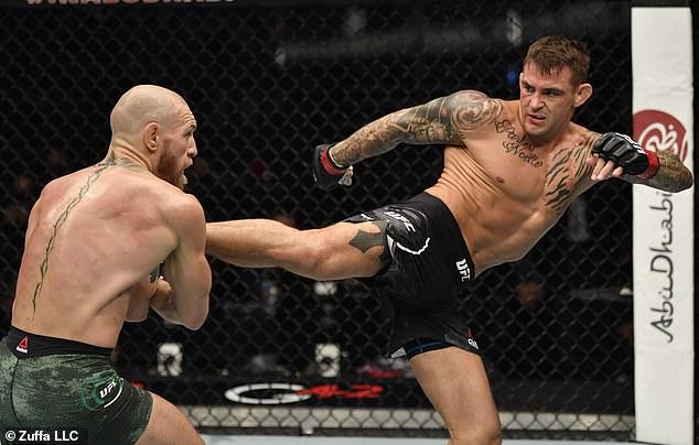 Poirier ganó una impactante victoria sobre el irlandés en UFC Fight Island en enero