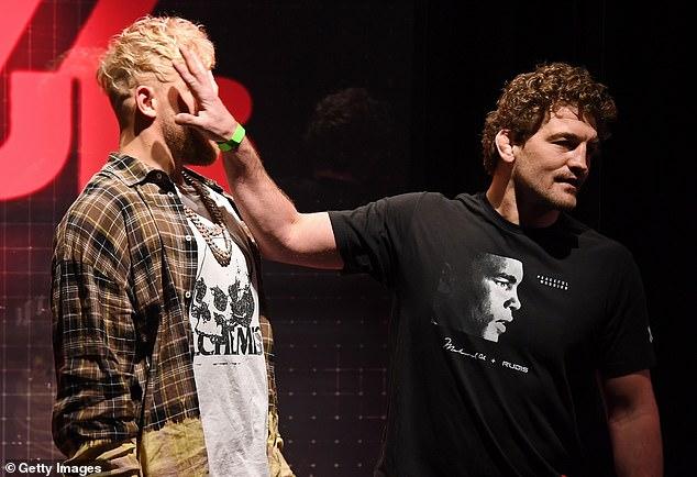 El hermano menor Jake pelea contra el campeón de Bellator Ben Askren el 17 de abril en la ex estrella de UFC