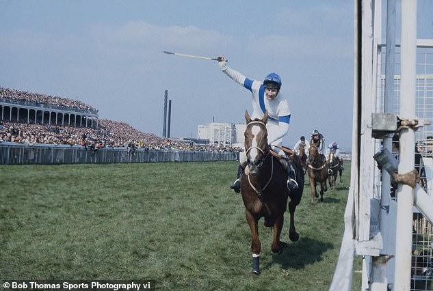El campeón regresará a Aintree para el 40 aniversario de la victoria de Aldaniti en el Gran Nacional