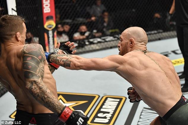 McGregor fue derrotado en la revancha con Polier en enero, pero la trilogía fue en julio.