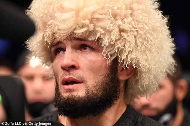 Dagestan se retira de UFC luego de su victoria dominante y nunca regresa