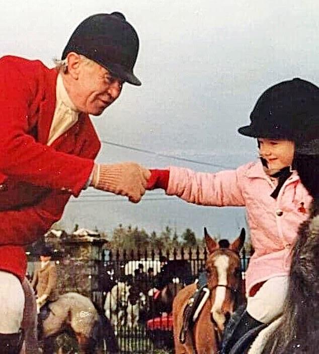 Blackmore soñaba con el Grand National desde que consiguió su primer pony, un corcel llamado Bubbles.