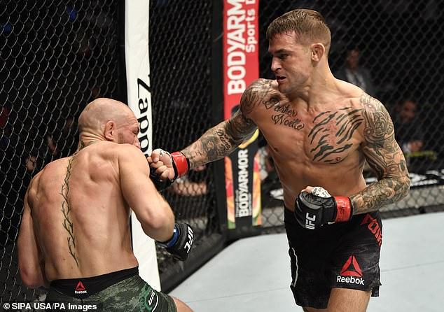 Financieramente, Poirier necesita más peleas.Pero McGregor puede arreglarlo después de perder su reputación.