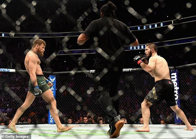 Antes de luchar contra José Aldo, Dennis Siver y Khabib, McGregor mostró la mejor habilidad de combate.
