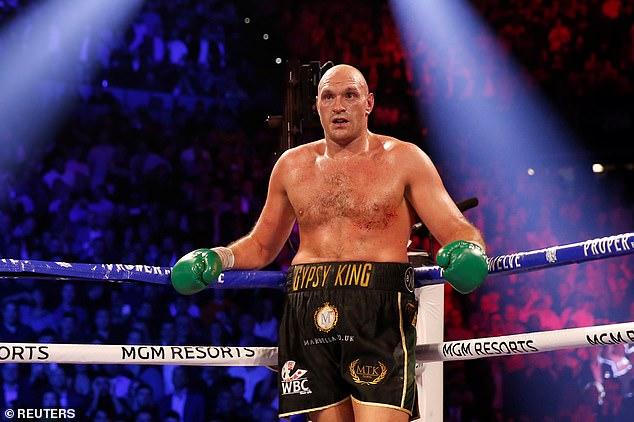 Fury ha fijado una fecha límite el martes para que su pelea con Anthony Joshua se acuerde por completo