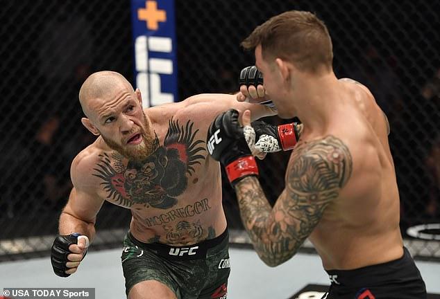 McGregor perderá ante Dustin Poirier en enero y peleará por tercera vez el 10 de julio.