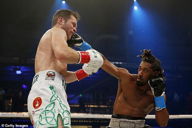 Andrade es un gran favorito y advirtió a Williams que va a recibir una 'dura paliza'