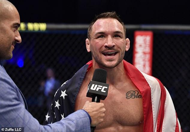 Muchos luchadores de UFC, incluido Michael Chandler, quieren interpretar a Conor McGregor.