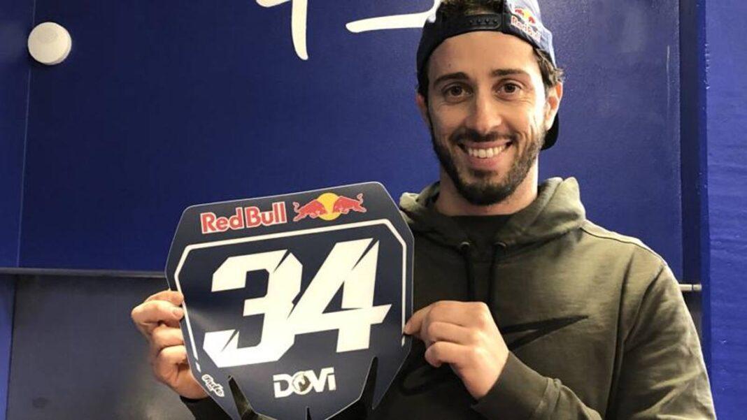 """Dovizioso: """"Demasiada electrónica en MotoGP.  Y no veo todo este espectáculo"""""""