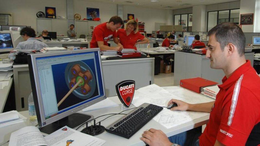 Ducati contrata: más de 250 injertos para el pico de pedidos de primavera