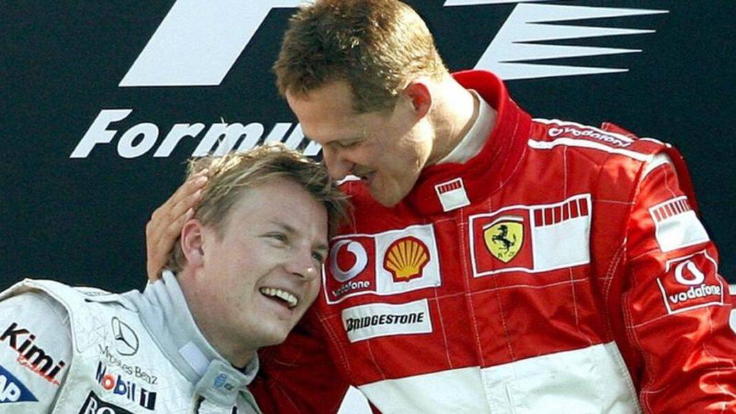 F1, Raikkonen y el otro récord: desafió a pilotos de cinco décadas diferentes