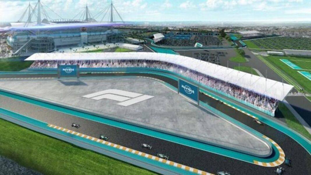 F1, hacia el acuerdo para un GP en Miami: el voto decisivo del miércoles
