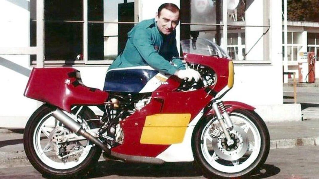 """Honda NR500, Murelli: """"Es la madre de las motos de MotoGP de hoy.  Por eso hizo historia"""