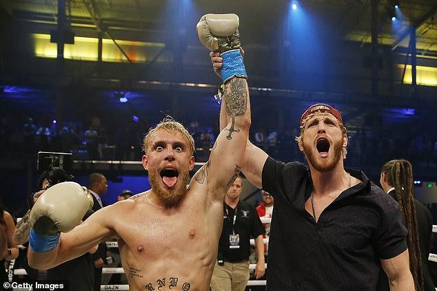 Logan Paul (R) sostiene que la pelea con el hermano Jake (L) podría ser uno de los mayores PPV en artes marciales.