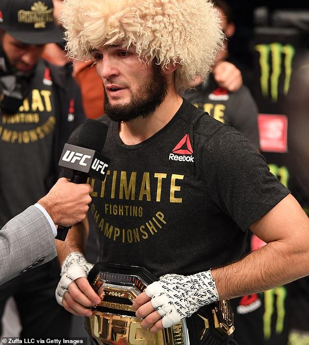 Khabib Nurmagomedov se retiró oficialmente de MMA con un récord completamente invicto