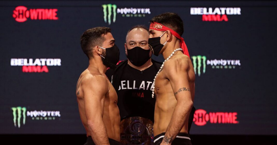 Resultados de Bellator 255: Pitbull vs Sanchez 2