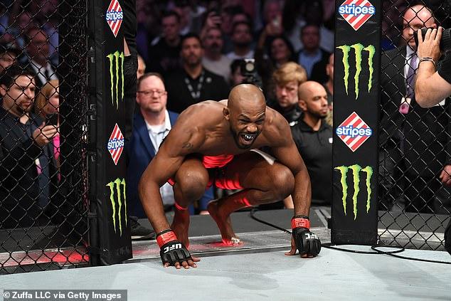 Es poco probable que Jon Jones se encuentre con UFC para una pelea con Francis Ngannou