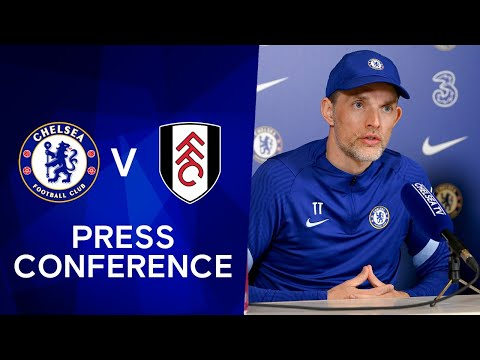 Conferencia de prensa en vivo de Thomas Tuchel: Chelsea v Fulham |  Liga Premier