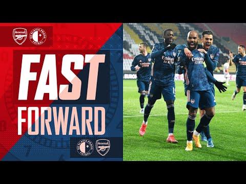 AVANCE RÁPIDO |  Los goles, los memes, las reacciones |  Arsenal vs Slavia Praga (5-1 en global)