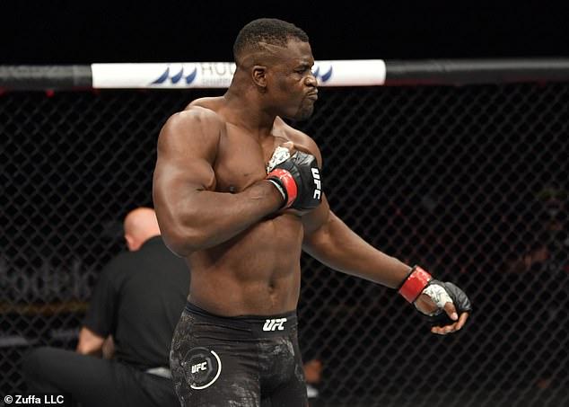 Aunque UFC 260 no es la primera vez que un jugador de 34 años se convierte en la cúspide de UFC