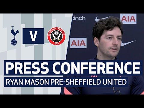 Ryan Mason sobre el boicot a las redes sociales, las noticias del equipo y el enfrentamiento |  CONFERENCIA DE PRENSA PRE-SHEFFIELD UNITED