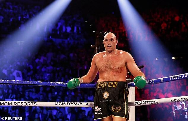 The Gypsy King será la prueba más dura del luchador de Watford hasta ahora, con el británico aún invicto