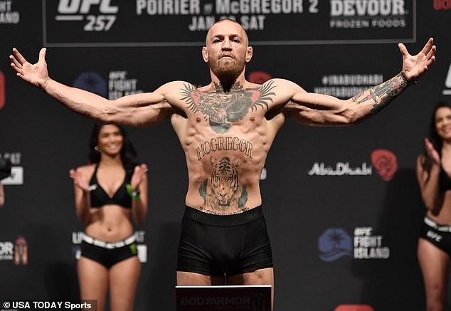 La asociación entre Socios y UFC comenzará antes del regreso de Conor McGregor.