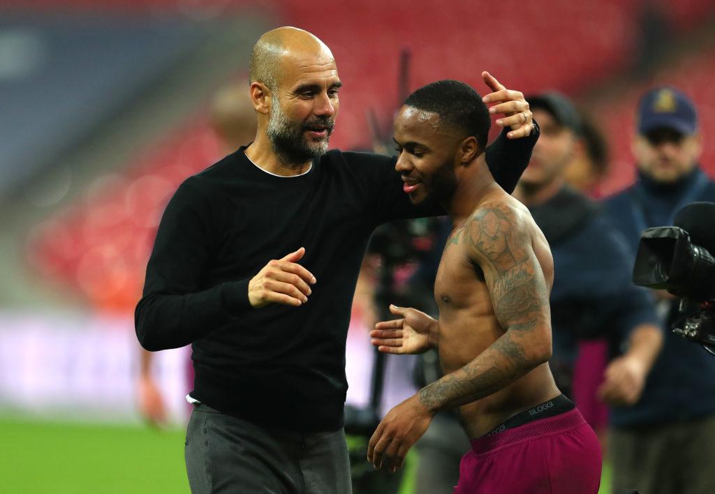El Atlético de Madrid apuntará a Raheem Sterling este verano mientras los minutos del as de Inglaterra caen bajo Guardiola