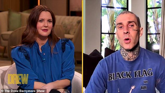 Me encanta: Rocker habló recientemente sobre Courtney en el Drewbury More Show. Él abrió que le encanta salir con alguien que entiende lo que es ser padre.