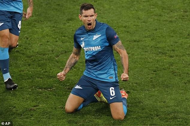 Lovren juega en Rusia y ha sido capitán del Zenit St. Petersburg tras dejar el Liverpool.