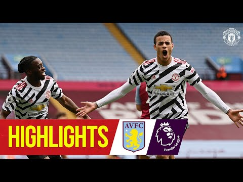 Fernandes, Greenwood & Cavani sellan la victoria de regreso    Aston Villa 1-3 Manchester United    Liga Premier