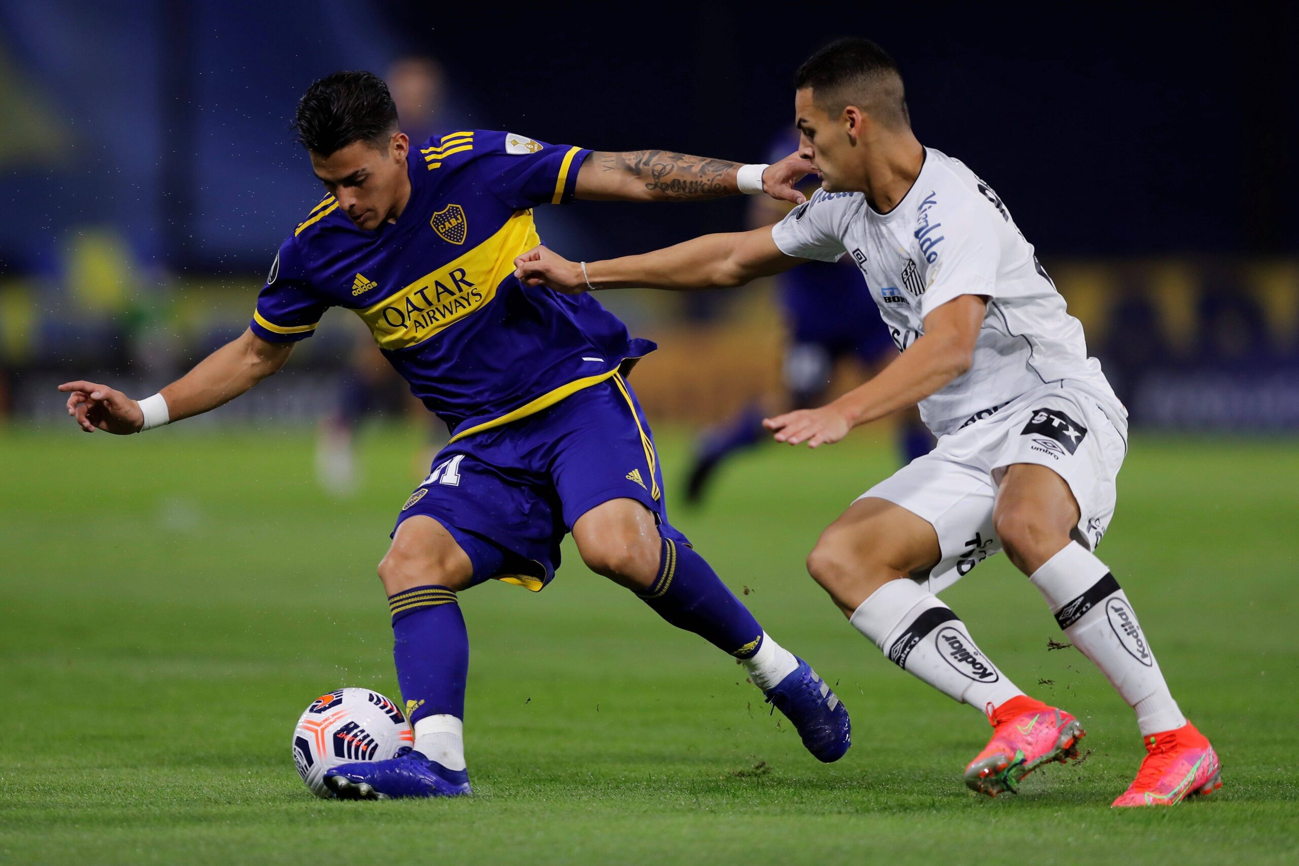 Olympique de Marsella se acerca a un acuerdo por el as de Boca Juniors