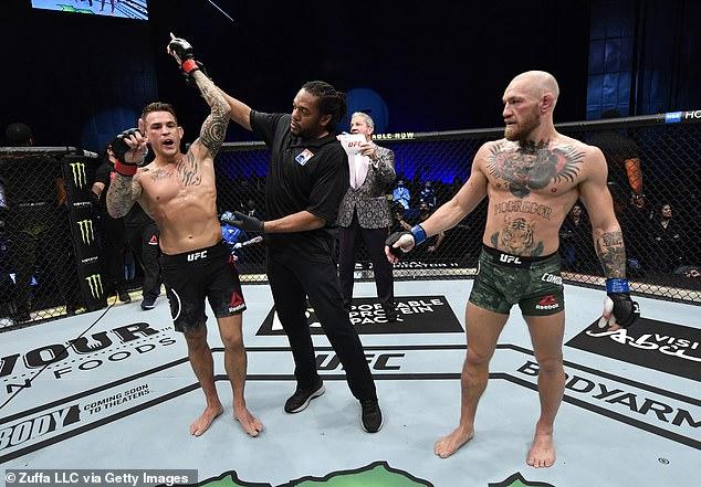 Poirier derrotó a McGregor en enero, y el irlandés quiere desesperadamente venganza por la trilogía.