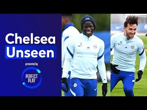 Preparándose para la final de la Copa FA, Kante y Kovacic entrenan antes del choque de Leicester |  Chelsea invisible