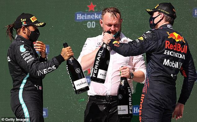 La rivalidad entre Hamilton y Verstappen continuará una vez más el domingo