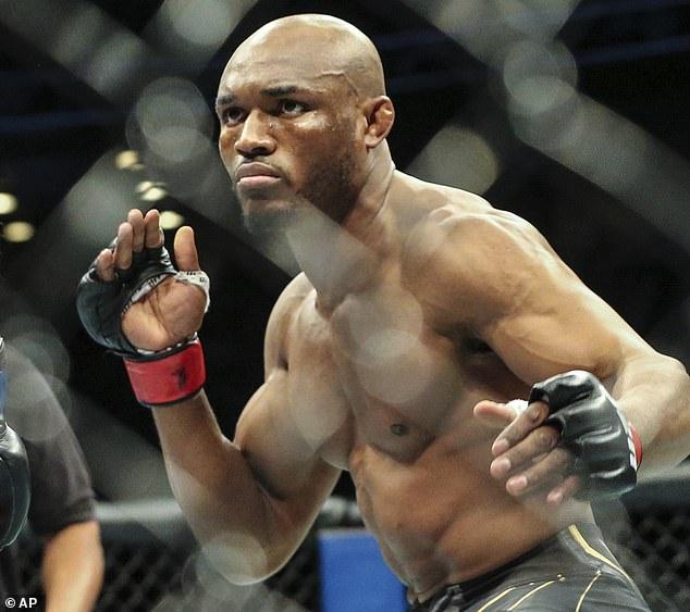 El campeón de peso welter de UFC Kamaru Usman cree que Habib está por encima de Oliveira
