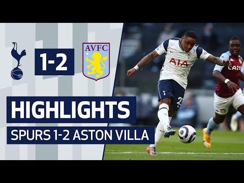 DESTACADOS    Spurs 1-2 Aston Villa