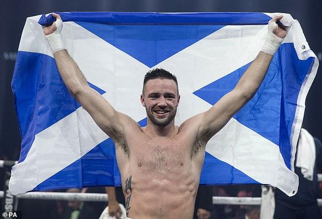 Josh Taylor puede convertirse en el primer campeón mundial indiscutible de Gran Bretaña en la era de los cuatro cinturones