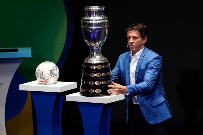 La Copa América se encuentra sin país anfitrión