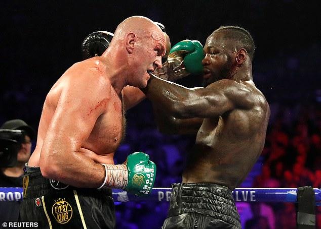 Wilder dice que planea 'decapitar' al Rey Gitano en su pelea de trilogía en Las Vegas
