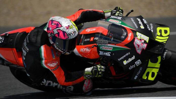 """Aleix Espargaró y Max Biaggi: """"Porque Aprilia puede ganar el desafío de MotoGP"""""""