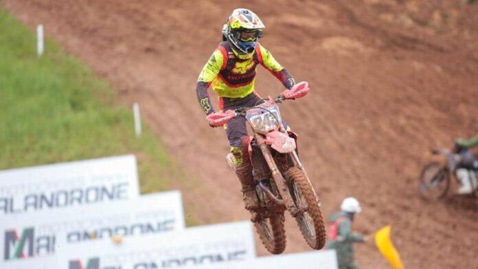 Campeonato de Italia de Motocross, Gajser y Evans en Montevarchi