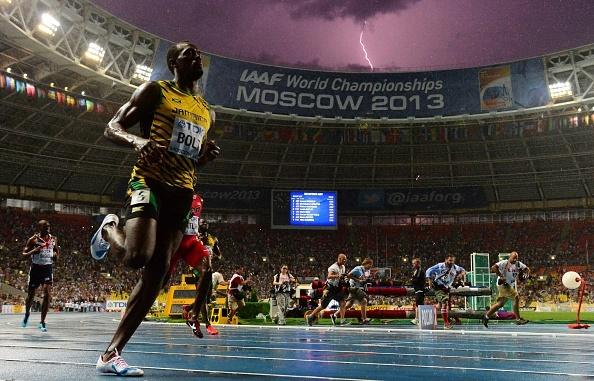 Cuenta atrás para los Juegos Olímpicos de Tokio: la foto de Usain Bolt que conmovió al mundo