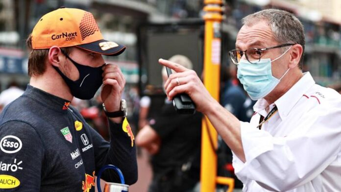 Domenicali: 'Con la carrera Sprint estamos pensando en el debut del grand slam en la Fórmula 1'